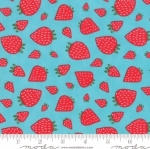 MODA FABRICS - Farm Fresh - Strawberries