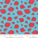 MODA FABRICS - Farm Fresh - Strawberries