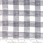 MODA FABRICS - Farm Fresh Black Gingham