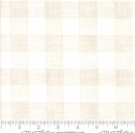MODA FABRICS - Farm Fresh - Cream Gingham