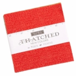 Thatched New Charm Pack by Robin Pickens Moda Precuts 25 pcs
