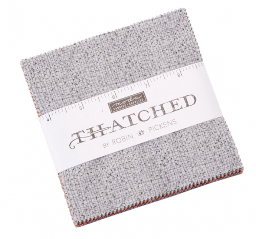 Thatched Charm Pack by Robin Pickens Moda Precuts