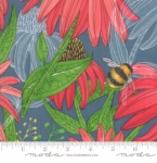 MODA FABRICS - Painted Meadow - Teal