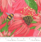 MODA FABRICS - Painted Meadow - Passion