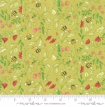 MODA FABRICS - Painted Meadow - Sprig