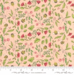 MODA FABRICS - Painted Meadow - Petal