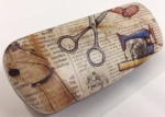 Eyeglasses Hard Case  - Brown