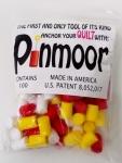 Pinmoor Mix 1- Yellow, Red, White (100 pack)