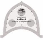 Creative Grids Low Shank Machine Quilting Tool Archie CGRQTA3LS