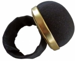 Bohin Black Pin Cushion with Adjustable Bracelet