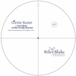 Lori Holt 10 Inch Circle Ruler