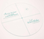 Lori Holt 8 Inch Circle Ruler