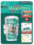 Tailor Mate Fine Patchwork Magic Pins 100 pieces