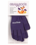 Grab A Roos Gloves For Quilting/Sewing Size Large