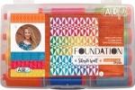 Aurifil Foundation Collection by Shayla Wolf Cotton 50wt 12 Large Spools Sassafras Lane Designs