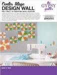 Center Stage Gray Design Wall 60x72
