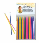 Sewing Machine Cleaning Brushes - 25 qty