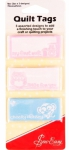 Quilt Tags Baby Assortment  by Sew Easy