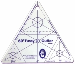 Fussy Cutter Multi-Size 60 Degree by Marti Michell