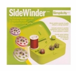 Simplicity Lime Green Side Winder Portable Bobbin Winder