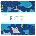 Riley Blake - Riptide 5 inch Stacker 42 pcs