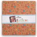 Riley Blake - Autumn Love 5 inch Stacker 42 pcs by Lori Holt