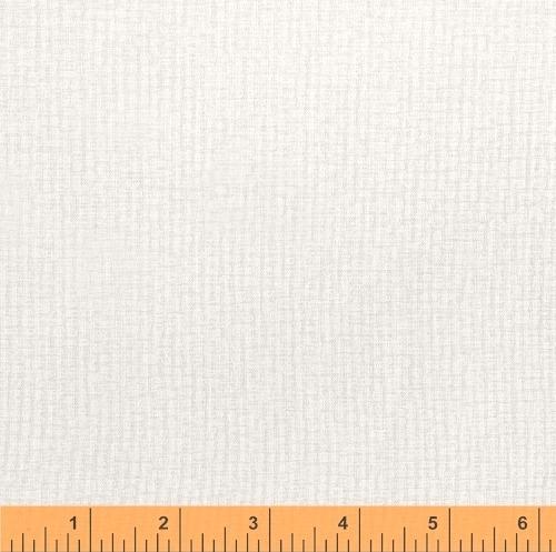 WINDHAM FABRICS - Bedrock - White W91-