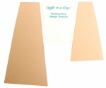 Egg Money Quilts Acrylic Templates