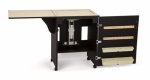 Arrow Sewnatra Sewing Cabinet Black Drop Ship