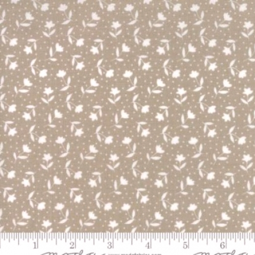 MODA FABRICS - Farmers Daughter - Taupe #119