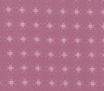 Skinny - SK1554- 3/4 yds - MODA FABRICS - Lollipop Garden - Crosshatch Orchid