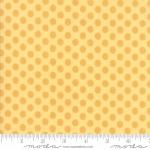 MODA FABRICS - Lollipop Garden - Polka Dots Sunshine