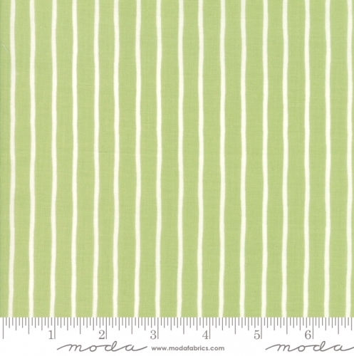 MODA FABRICS - Lollipop Garden - Stripe Apple