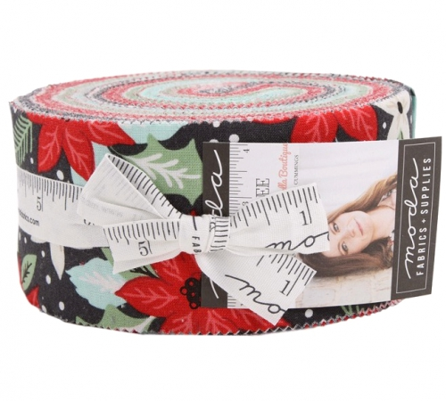 Little Tree Jelly Roll by Lella Boutique Moda Precuts