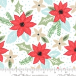 MODA FABRICS - Little Tree - Snow