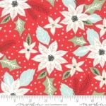 MODA FABRICS - Little Tree - Cranberry