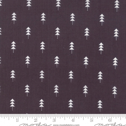 MODA FABRICS - Little Tree - Chalkboard