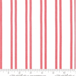 MODA FABRICS - Little Tree - Snow Cranberry