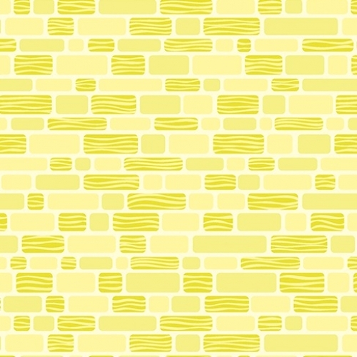 BENARTEX - Contempo - Free Motion Fantasy -Brick Lime - #1599-