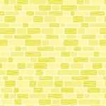 BENARTEX - Contempo - Free Motion Fantasy -Brick Lime