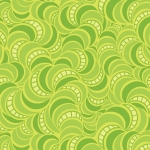 BENARTEX - Contempo - Free Motion Fantasy -Tubes Green - #1588-