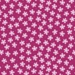 BENARTEX - Confetti - Front Porch - Mini Floral Fuchsia - #1518-