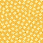 BENARTEX - Contempo - Front Porch -  Mini Floral Medium Yellow - #1520-