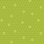 BENARTEX - Contempo - Front Porch -  Honeycomb Lime - #1522-