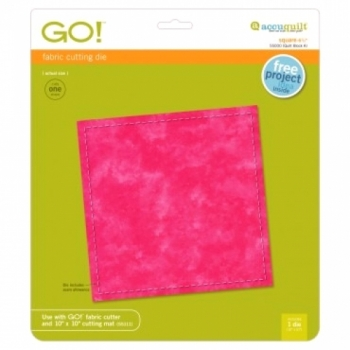 Accuquilt Die GO! 55000 Square-6.5 inch