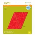 Accuquilt Die 55016  Triangle-Isosceles 5x6 inch