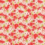 MODA FABRICS - Little Ruby - FLANNEL