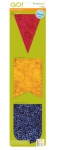 Accuquilt Die 55149 GO! Pennants