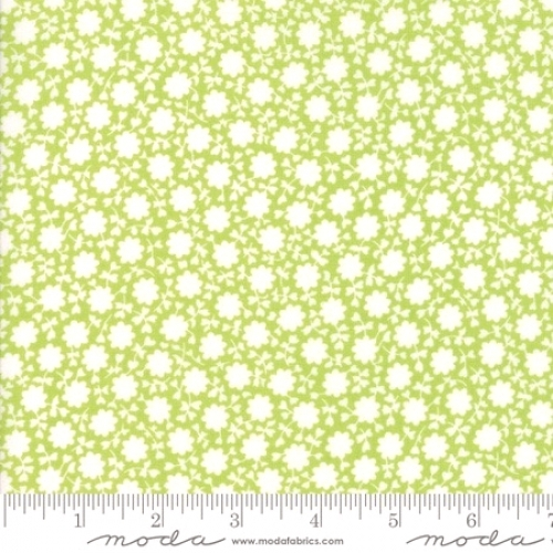 MODA FABRICS - The Good Life - Green #54