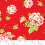 MODA FABRICS - Smitten - Bonnie & Camille - Rosy - Red